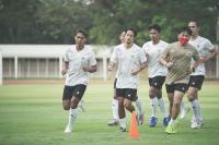 Gelar Latihan Perdana Timnas Indonesia, Belasan Pemain Masih Jalani Karantina