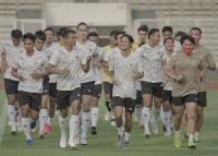 Shin Tae-yong Pastikan Timnas Indonesia Hanya Jalani Latihan Ringan