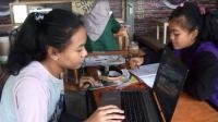 Pelajar di Semarang Dapat Kuota Gratis untuk Belajar Online