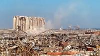 Asal Muasal Ribuan Ton Amonium Nitrat Sampai ke Lebanon