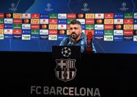 Jelang Barcelona vs Napoli, Gattuso: Kami Butuh Penampilan Luar Biasa