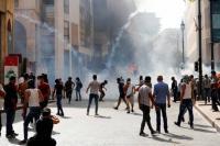Unjuk Rasa di Lebanon: Rakyat Ingin Turunkan Rezim!
