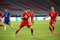 Bayern Munich vs Chelsea, Die Roten Tinggalkan Tim Tamu 2-1 di Babak Pertama