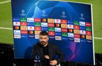 Gattuso Sesali Banyak Hal dari Laga Barcelona vs Napoli