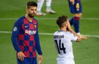 Barcelona vs Napoli, Partenopei Gagap Usai Kebobolan Gol Pertama