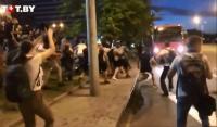 Bentrokan Pecah di Belarusia Setelah