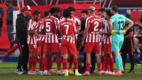 Jelang Hadapi RB Leipzig, Atletico Madrid Konfirmasi Pemainnya Positif Covid-19