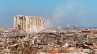 Pemimpin Lebanon Diperingatkan Tentang Bahaya 2.750 Ton Amonium Nitrat Sejak Juli
