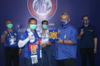 Arema FC Gandeng Bank BUMN Kelola Tiket Online