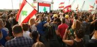 Warga Lebanon Hadiri Peringatan Korban Tewas Ledakan Beirut