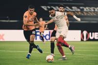 Wolverhampton vs Sevilla Masih Sama Kuat 0-0 pada Babak Pertama