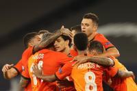 Shakhtar Donetsk vs Basel, Kroty Unggul 2-0 di Babak Pertama