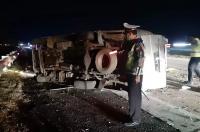Polisi Tetapkan 2 Tersangka Kecelakaan Maut di Tol Cipali