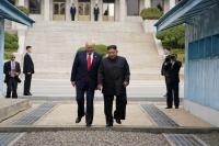 Saling Bertukar Surat, Kim Jong-un Sebut Hubungannya dengan Trump