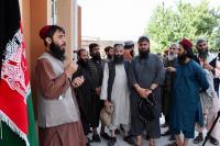 Afghanistan Memulai Pembebasan 400 Tahanan Terakhir Taliban