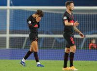 Disingkirkan Leipzig di Perempatfinal Liga Champions, Saul Minta Maaf kepada Fans Atletico
