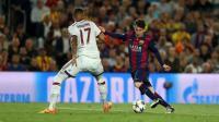Barcelona vs Bayern Munich, Muller Akui Takut dengan Sosok Messi