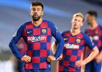 Desak Perubahan, Pique Bersedia Tinggalkan Barcelona jika Diperlukan