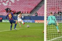 Barcelona vs Bayern Munich, Neuer Merasa Kasihan Ter Stegen Pungut Bola 8 Kali