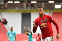 Mason Greenwood Komentari Musim Debutnya Bersama Man United