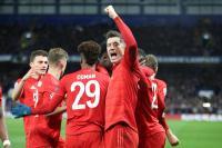 Bayern Gilas Barca 8-2, Lewandowski: Kami Prediksinya Menang 5-1
