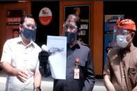 Eks Kepala BPN Denpasar Punya 2 Pistol & Puluhan Peluru Tajam