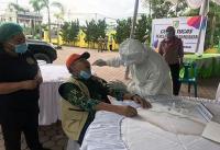 Positif Covid-19, Bupati Sergai Dirawat di RS Medan
