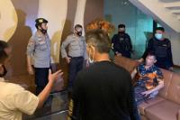 Mantan Pasutri Nekat Bakar Kamar Hotel Gegara Cekcok Hak Asuh Anak