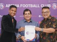 Jejak Karier Pelatih Baru Arema FC Carlos Oliveira