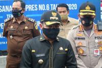 Wali Kota Malang Targetkan 2 Minggu ke Depan Bisa Mengerem Penambahan Pasien Covid-19