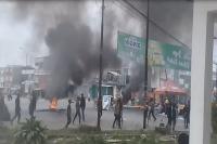 2 Polisi Terluka dalam Kerusuhan di Kendari, 5 Orang Ditangkap