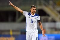 Juventus Gaet Dzeko Usai Milik Sepakat ke AS Roma