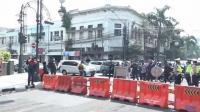 Perketat AKB, Pemkot Bandung Terapkan Sistem Buka-Tutup Jalan Utama