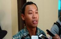 Positif Covid-19, Komisioner KPU Pramono Tanthowi ke Makassar Bersama Arief Budiman