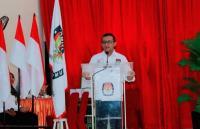 Pulang Perjalanan Dinas, Ketua KPU Muratara Dinyatakan Positif Covid-19