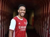 Aubameyang Jadi Pemain Bergaji Termahal di Liga Inggris
