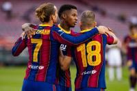 Griezmann Antarkan Barcelona Juarai Trofeo Joan Gamper 2020