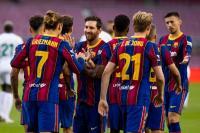 Ada Messi, Trio MGA Jadi Andalan Lini Serang Barcelona?