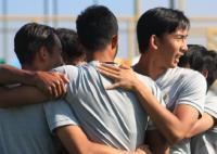 Hasil Kacamata Hiasi Akhir Babak Pertama Timnas Indonesia U-19 vs Qatar