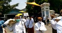 Lantunan Sholawat Iringi Kirab Haul Sultan Agung Keraton Kasunanan Surakarta