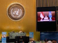Peringati 75 Tahun PBB, Menlu RI Tekankan Pentingnya Multilateralisme