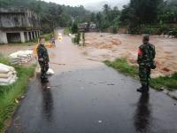 Puluhan Ton Ikan dan Sawah Siap Panen Ludes Diterjang Banjir di Bogor