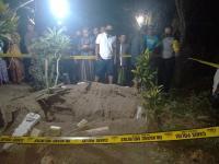 Polisi Hentikan Penyelidikan Kasus Makam Terbongkar di Jombang, Ini Penjelasannya