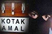 Hendak Beli Motor dan HP, Seorang Remaja Gasak Uang Kotak Amal di Masjid