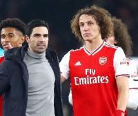 Jelang Leicester vs Arsenal, Arteta Layangkan Pujian untuk David Luiz