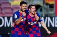 Suarez Berpeluang Gabung Atletico, Ini Respons Sergi Roberto