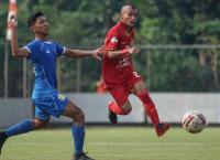 Persija Jakarta Kalah dari Bhayangkara FC saat Uji Coba