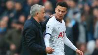 Diisukan ke PSG, Mourinho Harap Dele Alli Bertahan di Tottenham