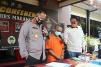 Korupsi Dana Desa Rp609 Juta, Mantan Kades Ditangkap