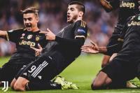Alvaro Morata, Jimat Juventus di Liga Champions